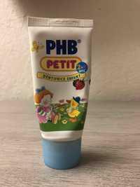 PHB - Petit - Dentifrice gel enfant 2 à 5 ans