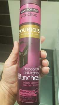 Bourjois - Déodorant anti-traces blanches 24h