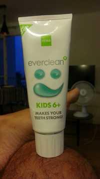 HEMA - Everclean - Dentifrice kids 6+