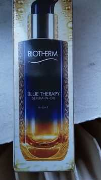Biotherm - Blue therapy - Serum in oil night
