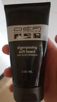 DÉFI POUR HOMME - Shampooing soft beard