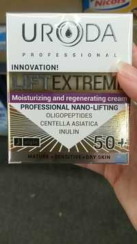 URODA - Lift extreme - Moisturizing and regenerating cream SPF 50+