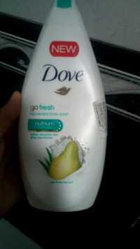 Dove - Go fresh - Rejuvenate body wash