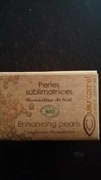 COULEUR CARAMEL - Perles sublimatrices - Illuminateur de teint