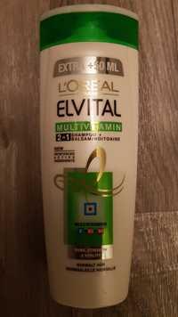 L'Oréal - Elvital - 2 in 1 Shampoo