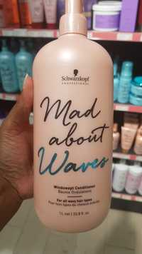 Schwarzkopf - Mad about waves - Baume ondulations