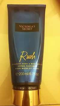 VICTORIA'S SECRET - Rush - Crème parfumée pour mains et corps