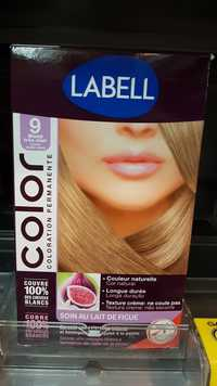 LABELL - Coloration permanente - 9 blond très clair
