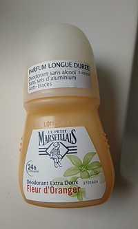 LE PETIT MARSEILLAIS - Fleur d'oranger - Déodorant extra doux 24h