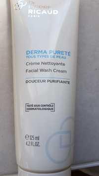 Dr Pierre Ricaud - Derma pureté - Crème nettoyante douceur purifiante