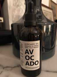 BIORGANIQUE - Avocado oil - Organic & Virgin 100% Cold pressed