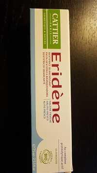 Cattier - Eridène - Dentifrice blanchissant haleine fraîche
