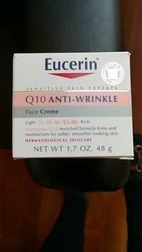 Eucerin - Q10 Anti-wrinkle - Face crème