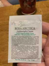 Kiehl's - Rosa arctica - Youth regenerating cream