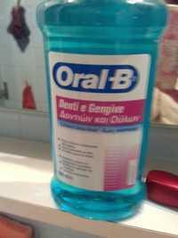 Oral B - Denti e gengive - Collutorio senza alcool