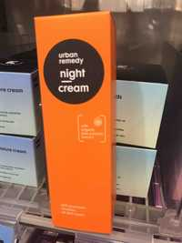 Hema - Urban remedy - Night cream