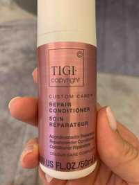 TIGI - Custom care - Soin réparateur