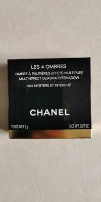 Chanel - Les 4 ombres - Ombres à paupières effet multiples