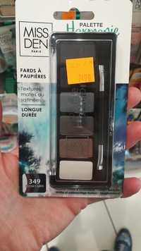 Miss Den - Fards à paupières 349 smoky gris