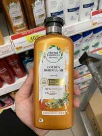 HERBAL ESSENCES - Golden Moringa oil - Conditioner