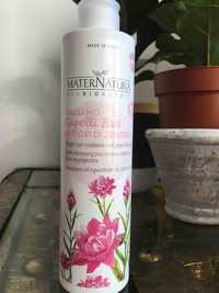 MATERNATURA - Après-shampoing pour cheveux raides aux fleurs de gingembre