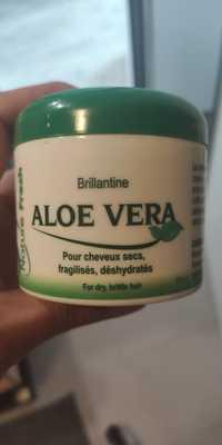 Nature Fresh - Aloe Vera - Brillantine
