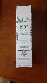 BERDOUES - 1902 Mille fleurs - Super baume multi-usage sans parfum