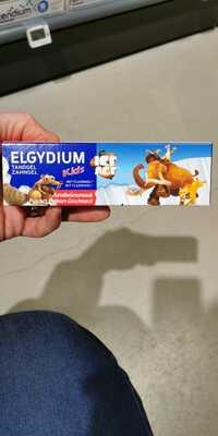 ELGYDIUM - Tandgel zahngel kids