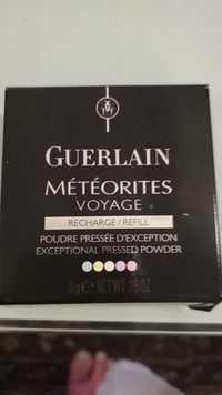 Guerlain - Météorites voyage - Poudre pressée d'exception