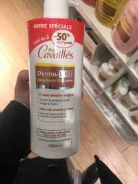 ROGÉ CAVAILLÈS - Dermo-U.H.T - Crème lavante surgras