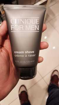 CLINIQUE - For Men - Crème à raser