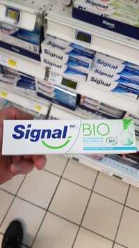 Signal - Bio blancheur naturelle - Dentifrice