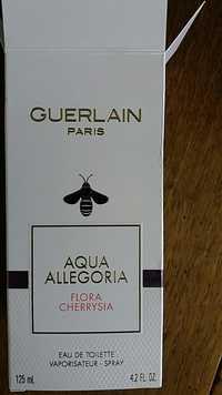 Guerlain - Aqua allegoria flora cherrysia - Eau de toilette