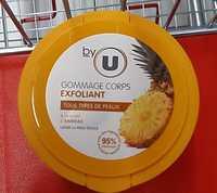BY U - Gommage corps exfoliant à l'extrait d'ananas