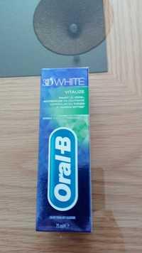 Oral-B - 3D White - Vitalize