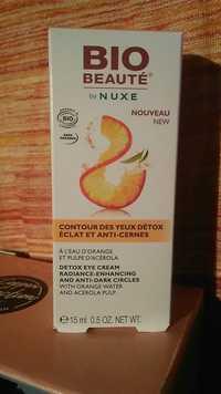 Bio Beauté by Nuxe - Contour des yeux détox éclat et anti-cernes