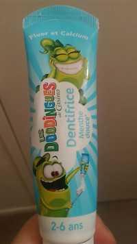 LES DOODINGUES DE CASINO - Dentifrice menthe douce 2-6 ans