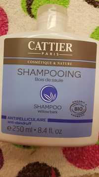 Cattier - Shampooing anti-pelliculaire au bois de saule