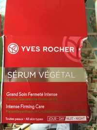 YVES ROCHER - Sérum végétal - Grand soin fermeté intense