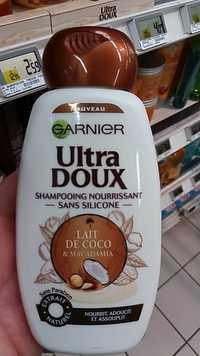 GARNIER - Ultra doux shampooing nourrissant