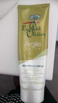 LE PETIT OLIVIER - Argile verte