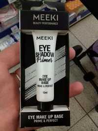 MEEKI - Eye shadow Primer