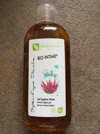 Body Nature - Bio intime - Gel hygiène intime