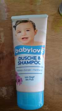 Babylove - Dusche & shampoo