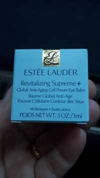 Estee Lauder - Revitalizing supreme+ - Baume global anti-âge contour des yeux