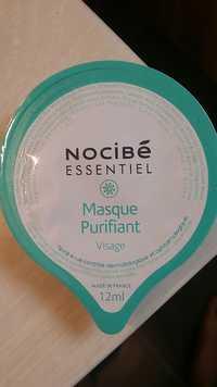NOCIBÉ - Masque purifiant visage