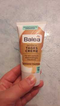 Balea - Getönte - Tages creme lsf 15