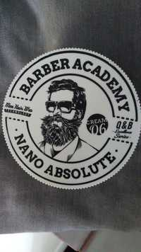 Nano Absolute - Barber academy