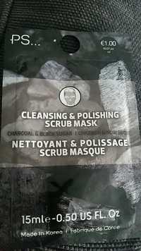 PRIMARK - PS... - Nettoyant & polissage scrub masque