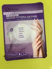 QIRINESS - Mains hydra-repair - Soft & smooth hand mask